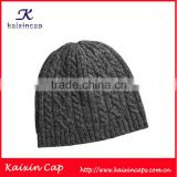 2016 newest winter hat winter knitted hat for men embroideried cap kaixincap brand beanie cap