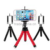 Universal Octopus Flexible MINI Tripod Digital Camera Holder Mount Clip Tripod Stand Mount