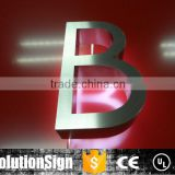 shop name board designs backlit led illuminated letter sign