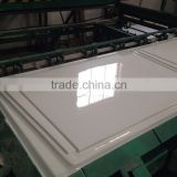 acrylic/ABS/PVC/PS/PET/HDPE/plastic thick sheet/board vacuum thermoforming/making/molding machine/device/equipment