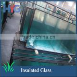 Bathroom low-e insulated window glass types
