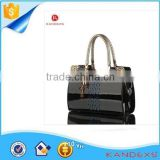 hot selling attractive design ladies genuine leather handbag factory directly wholesale latest fashion elegant women tote bag                                                                         Quality Choice