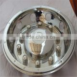 Heavy Truck wheel cover,Jant Kapak 22.5,chrome wheel trim 22.5