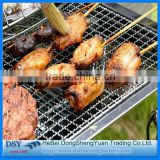 China supplier stainless steel barbecue bbq grill wire mesh net/welded stainless steel wire mesh