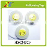 Plastic Smile Face YoYo with light for Promotion Gift