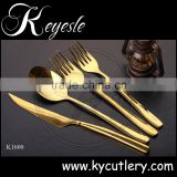 gold dinnerware,gold flatware gold cutlery,cutlery set stainless steel                                                                         Quality Choice