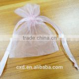 customized bags organza bags/organza pouch for wedding gifts                                                                                                         Supplier's Choice