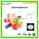Chloramphenicol /CAS:56-75-7 antibiotic medicine powder,pharmaceutical raw maerial
