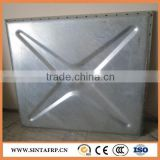 Galvanized Steel Water Tank Panels 4ft*4ft