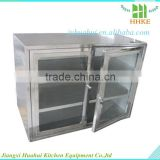 2015 top 316L stainless steel stroage cabinet three layers instrument cabinet                                                                         Quality Choice