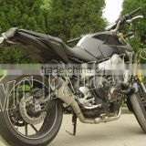 Motorcycle Racing Parts Hexagonal Stainless steel Exhaust Slip-on System For Yamaha MT-09