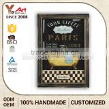 Top10 Best Selling Preferential Price Oem Wood Sign Blanks Hand Painted Wooden Signs