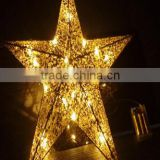 hot new products for 2014 big glittering star christmas disco light