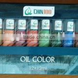 oil color set