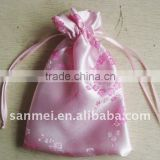 2011 fashion brocade gift bag/satin jewelry packing pouch