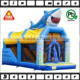giant commercial used inflatable sports equipment bouncer slide prices, inflatable combo for sale