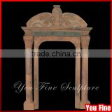 Main Door Frame Designs Decorative Timely Door Frame