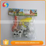 Wholesale funny plastic model high quality farm animal toys