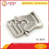 High quality metal lock quick release buckle for belt                                                                         Quality Choice