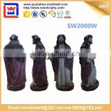 cheap jesus statue and 3d statue of jesus christ and resin jesus figurines for home decoration