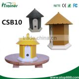 Charming appearance like bird house bark control CSB10