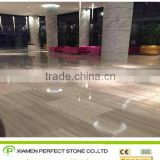 China Grey wood grain marble slabs marble tile                                                                         Quality Choice