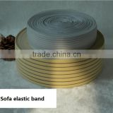 Customzied sofa elastic webbing furniture webbing straps