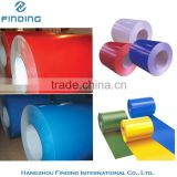aluminium coil of china low price, color coated aluminum coil, color coated aluminium coil