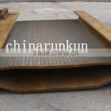China Runkun-100 bimetallic welding anti abrasion resistant compoiste steel plates-specialized for wear resistant components