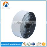 Strong sticky nylon adhesive hook loop tape, self adhesive hook and loop, hook and loop with glue