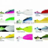 Saltwater Fishing Lures Minnow Bucktail JIg Head