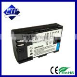 7.4V 1800MAH LP-E6 camera battery pack for Canon 5D Mark II III 60D 6D 7D rechargeable digital camera battery