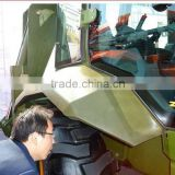 Mechanical cars fenders, plastic products, plastic mudguard OEM