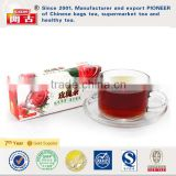 Kakoo ice tea power & Flavored tea bags & Rose flavor tea