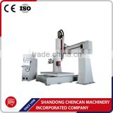 factory supply mold processing 5 axis desktop milling machine cnc 5 axis wood milling machine