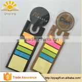 Wholesale cute combined sticky notes with color paper for office and school