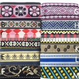 High quality custom made ribbon DIY garment accessories national wind embroidery lace trim in wholesale