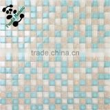 SMS05 300x300mm mosaic Blue crystal glass mosaic Swimming pool tile