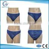 Cheap Spa hotel nonwoven disposable paper underwear
