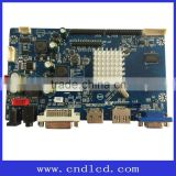 QHD 2560*1600 resolution lcd disply panel board /controller AD board for DP input panel
