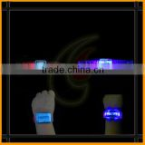 3 patterns 2 blue led watch