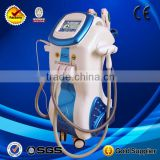 Hot selling 5 in 1 medical aesthetic equipment with IPL+Elight+RF+nd yag laser+cavitation
