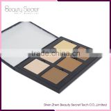 6 Color Makeup Cosmetic Professional Makeup Camouflage Concealer Palette,Concealer Powder Palette