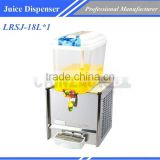 Electric Cold Juice Beer Dispenser Commercial Catering Equipment LRSJ-18L