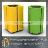 Kitchen compost bin yellow container countertop waste food worm recycle system compost bin