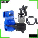 HIKOSKY hvlp electric sprayer wall paint spray machine, electric spray gun for car ES-1C