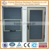 colored customized trade assurance metal security screen doors lowes