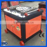 turbo type steel round bar bending machine