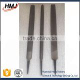 China manufacturer hand tools square files with handle