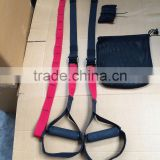 Factory sales top quality suspension resistance band yoga belt
